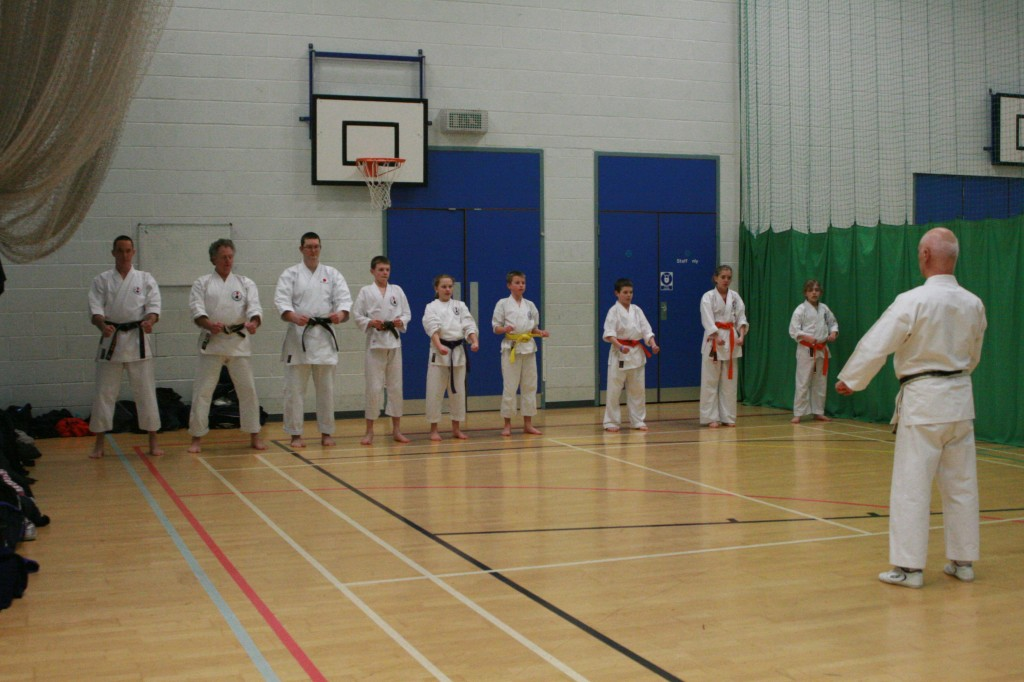 Karate Training Images & Photo Gallery